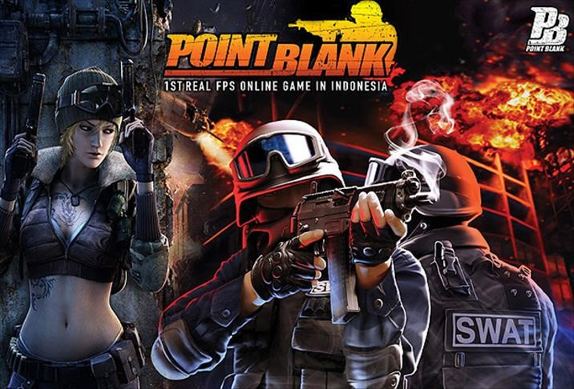 Point Blank TG E-pin İndirimde