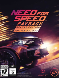 Need for Speed Payback - Deluxe Edition Steam