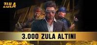 3.000 Zula Altını