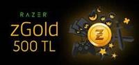 Razer Gold 500 TL