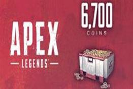 Apex Legends 6700 Coins