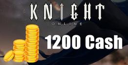 Knight Online 1200 Cash