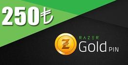 250 TL Razer Gold Pin