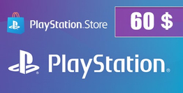 PlayStation Gift Card 60 USD