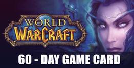 World of Warcraft Time Card 60 Days EU