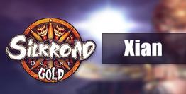 SilkRoad Online Xian Gold