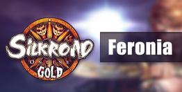 SilkRoad Online Feronia Gold