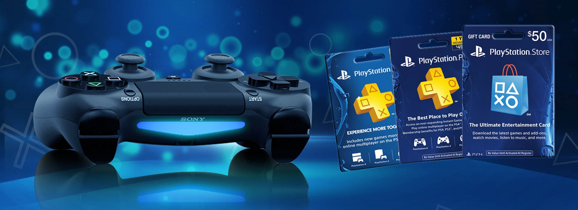 İndirimli Playstation Hediye Kartı Satın Al