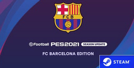 eFootball PES 2021 Season Update Barcelona Edition