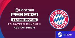 eFootball PES 2021 Season Update Bayern München