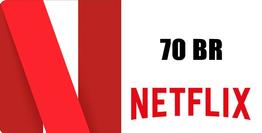 Netflix Gift Card 70 BRL BR