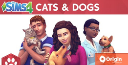 The Sims 4  Cats and Dogs DLC