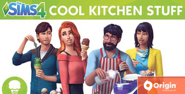 The Sims 4 Cool Kitchen Stuff Pack DLC