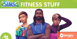 The Sims 4 Fitness Stuff DLC