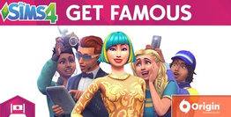 The Sims 4 Get Famous DLC