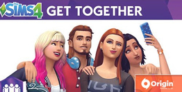 The Sims 4 Get Together DLC