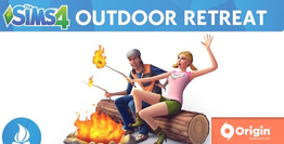 The Sims 4 Outdoor Retreat DLC
