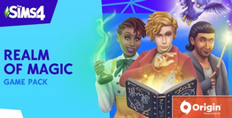 The Sims 4 Realm of Magic DLC