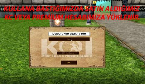 KnightOnline1 Premium Cash