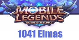 Mobile Legends Bang Bang 1041 Elmas