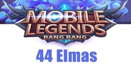 Mobile Legends Bang Bang 44 Elmas