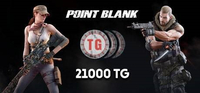 Point Blank 21000 TG (%5 Bonus)