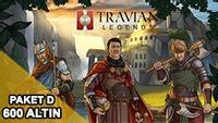 Travian Paket D 600 Altın