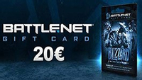 20 Euro Battle Net Gift Card