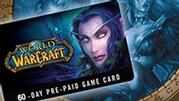 World Of WarCraft EU Prepaid Card 60 Days