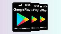 Google Play 100 TL Hediye Kartı