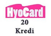 AfkBot HyoCard 20 Credit