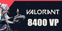 Valorant 8400 VP