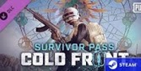 PUBG Survivor Pass Cold Front