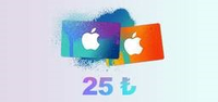 Apple Store 25 TL iOS