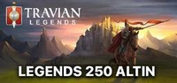 Travian Legends - 250 Altın