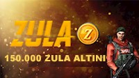 150.000 Zula Altın