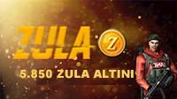 5.850 Zula Altın