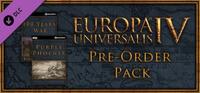 Europa Universalis IV - Pre-Order Pack DLC