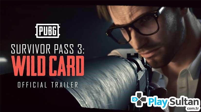 Survivor Pass Wild Card Geliyor