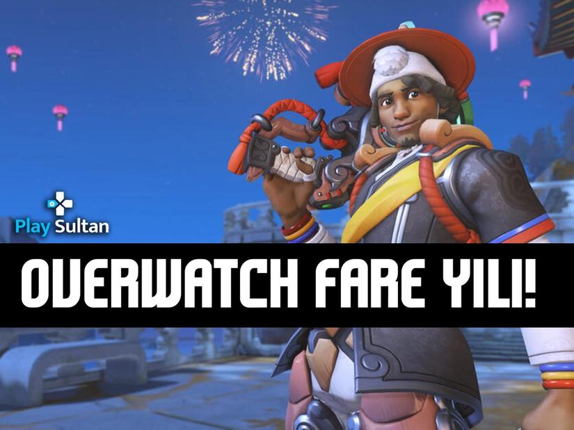 Overwatch Fare Yılı Etkinliği!