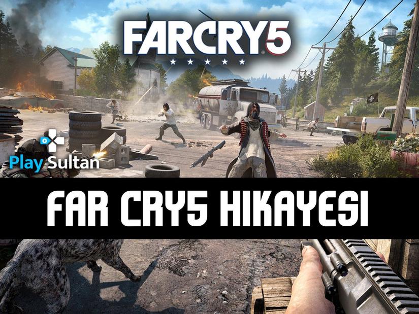 Far Cry 5 Nasıl Bir Oyun? Sistem Gereksinimleri Nelerdir ?