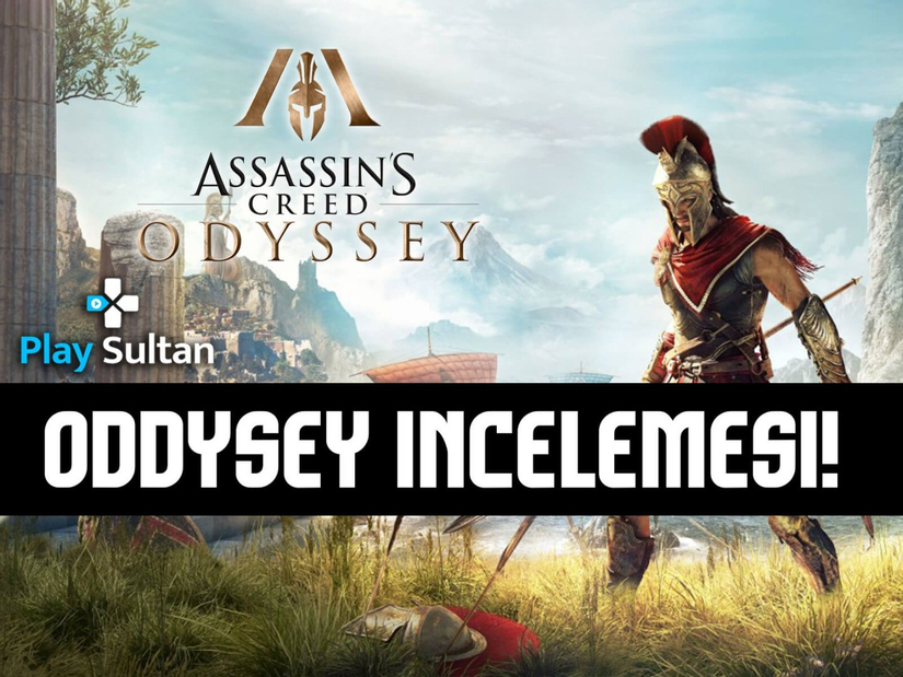 Assassin's Creed Odyssey İncelemesi!