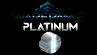 75 Warframe Platinum