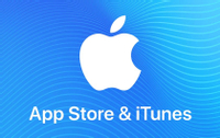 Apple Store & iTunes 200 USD Gift Card