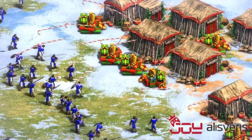 Age of Empires 2: Definitive Edition'a Yeni Yıl Güncellemesi Geliyor!