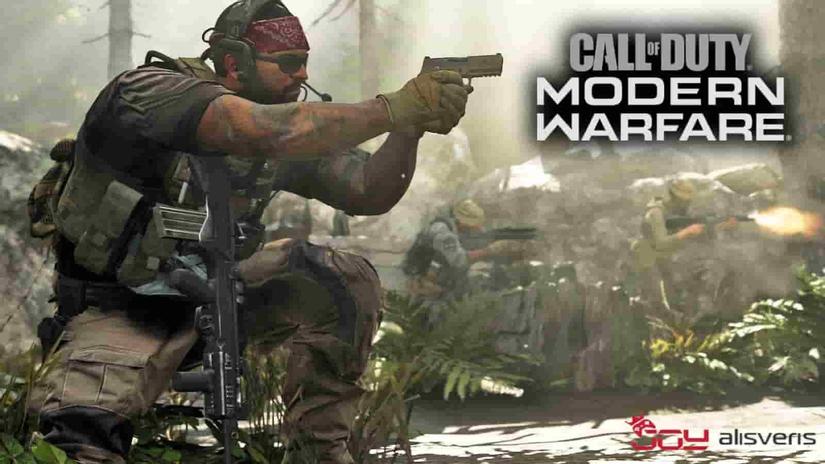 Call of Duty Modern Warfare Battle Royale Modu Haritası