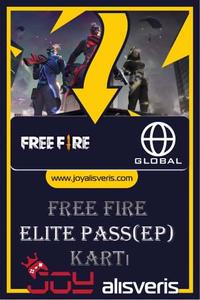 Free Fire Elite Pass(EP) Kartı