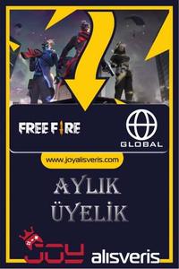 Free Fire Aylık Üyelik