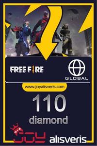 Free Fire 110 Diamond