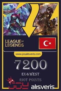7200 RP Riot Points